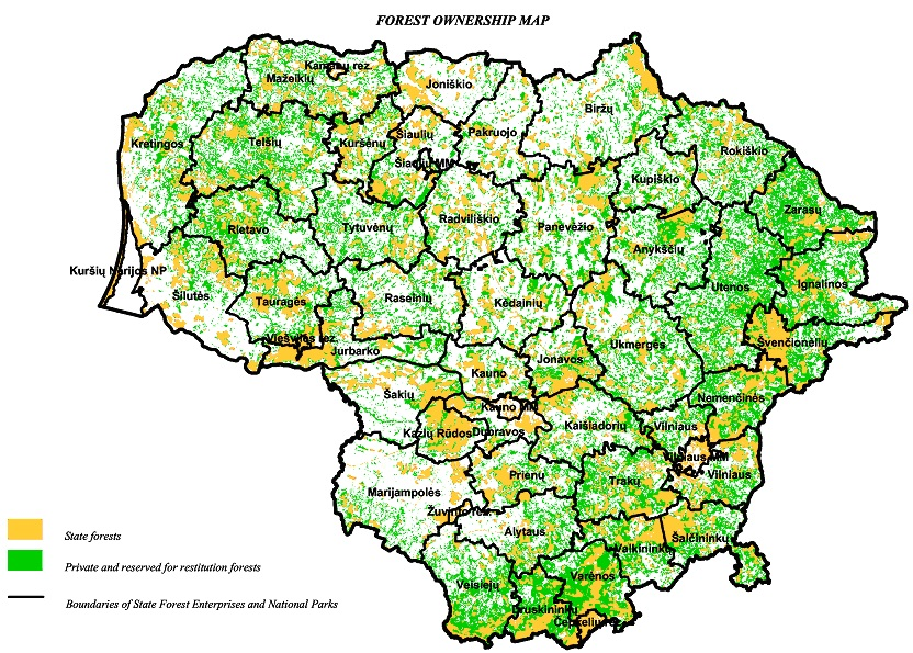 Lithuania in Maps - a Link Atlas